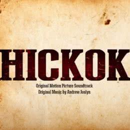 Обложка к диску с музыкой из фильма «Хикок»