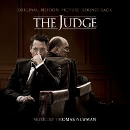 Обложка к диску с музыкой из фильма «Судья»