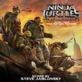 Маленькая обложка диска c музыкой из фильма «Черепашки-ниндзя 2»