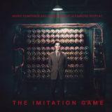 Маленькая обложка диска с музыкой из фильма «Игра в имитацию»