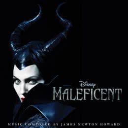 Обложка к диску с музыкой из фильма «Малефисента»