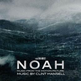 Обложка к диску с музыкой из фильма «Ной»