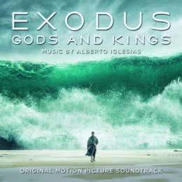 Обложка к диску с музыкой из фильма «Исход: Цари и боги»