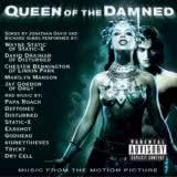 Маленькая обложка диска c музыкой из фильма «Королева проклятых»