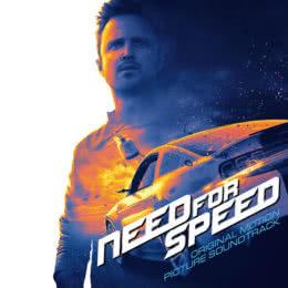 Обложка к диску с музыкой из фильма «Жажда скорости»