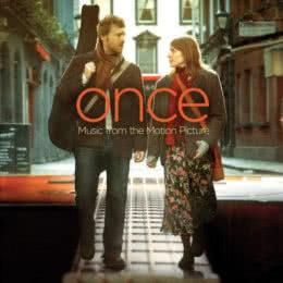 Обложка к диску с музыкой из фильма «Однажды»