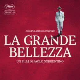 Обложка к диску с музыкой из фильма «Великая красота»