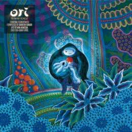 Обложка к диску с музыкой из игры «Ori and the Blind Forest»