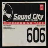 Маленькая обложка диска c музыкой из фильма «Город звука»