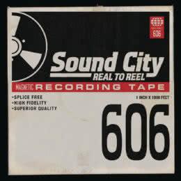 Обложка к диску с музыкой из фильма «Город звука»