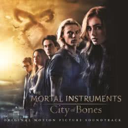 Обложка к диску с музыкой из фильма «Орудия смерти: Город костей»