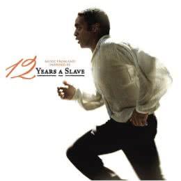 Обложка к диску с музыкой из фильма «12 лет рабства»