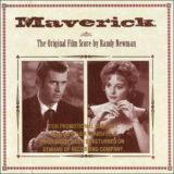 Маленькая обложка диска с музыкой из фильма «Мэверик»