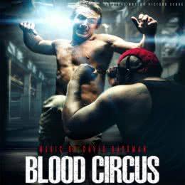 Обложка к диску с музыкой из фильма «Кровавый цирк»