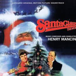 Обложка к диску с музыкой из фильма «Санта-Клаус: Фильм»