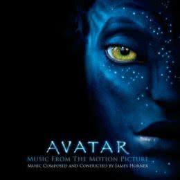 Обложка к диску с музыкой из фильма «Аватар»