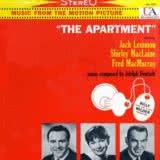 Маленькая обложка диска c музыкой из фильма «Квартира»