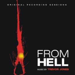 Обложка к диску с музыкой из фильма «Из ада»
