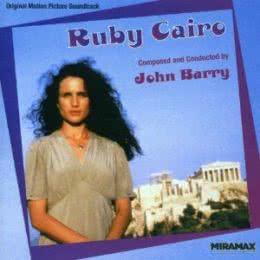 Обложка к диску с музыкой из фильма «Рубин Каира»