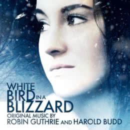 Обложка к диску с музыкой из фильма «Белая птица в метели»