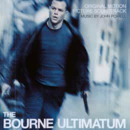 Обложка к диску с музыкой из фильма «Ультиматум Борна»