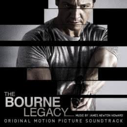 Обложка к диску с музыкой из фильма «Эволюция Борна»