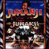 Маленькая обложка диска c музыкой из фильма «Джуманджи»