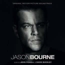 Обложка к диску с музыкой из фильма «Джейсон Борн»
