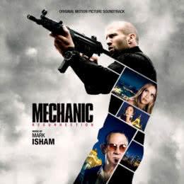 Обложка к диску с музыкой из фильма «Механик: Воскрешение»