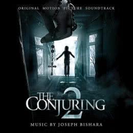 Обложка к диску с музыкой из фильма «Заклятие 2»