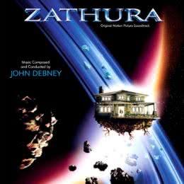 Обложка к диску с музыкой из фильма «Затура: Космическое приключение»