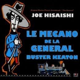 Обложка к диску с музыкой из фильма «Паровоз Генерал»