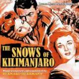 Маленькая обложка диска c музыкой из фильма «Снега Килиманджаро»