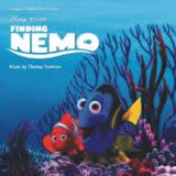Маленькая обложка диска с музыкой из мультфильма «В поисках Немо»
