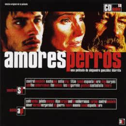 Обложка к диску с музыкой из фильма «Сука-любовь»