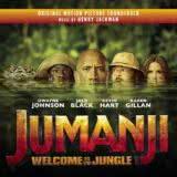 Маленькая обложка диска c музыкой из фильма «Джуманджи: Зов джунглей»