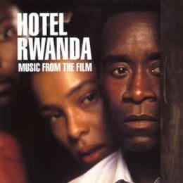 Обложка к диску с музыкой из фильма «Отель «Руанда»»