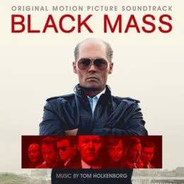 Обложка к диску с музыкой из фильма «Черная месса»