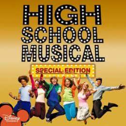 Обложка к диску с музыкой из фильма «Классный мюзикл»