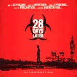 Маленькая обложка диска c музыкой из фильма «28 дней спустя»