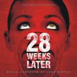 Маленькая обложка диска с музыкой из фильма «28 недель спустя»