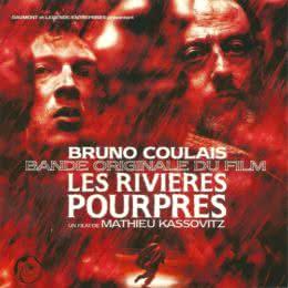 Обложка к диску с музыкой из фильма «Багровые реки»