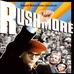 Обложка к диску с музыкой из фильма «Академия Рашмор»