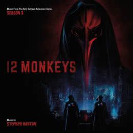 Обложка к диску с музыкой из сериала «12 обезьян (3 сезон)»