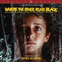 Обложка к диску с музыкой из фильма «Там, где река становится чёрной»