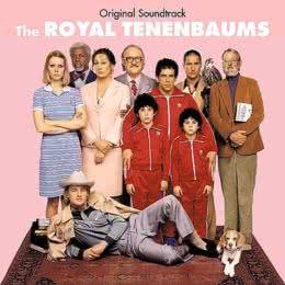 Обложка к диску с музыкой из фильма «Семейка Тененбаум»