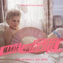 Обложка к диску с музыкой из фильма «Мария Антуанетта»