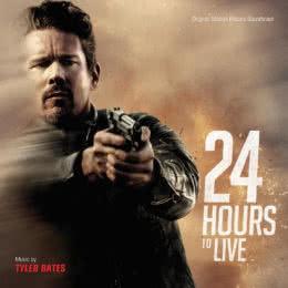 Обложка к диску с музыкой из фильма «24 часа на жизнь»