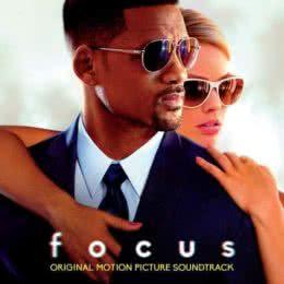 Обложка к диску с музыкой из фильма «Фокус»