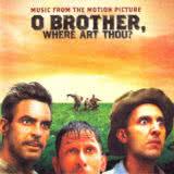 Маленькая обложка диска c музыкой из фильма «О, где же ты, брат?»